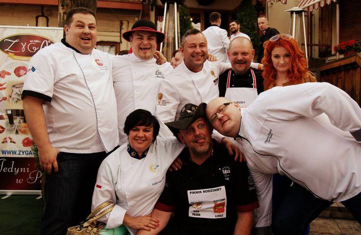 Piknik szefów kuchni w Cud Miod w Łódź, Lódzkie