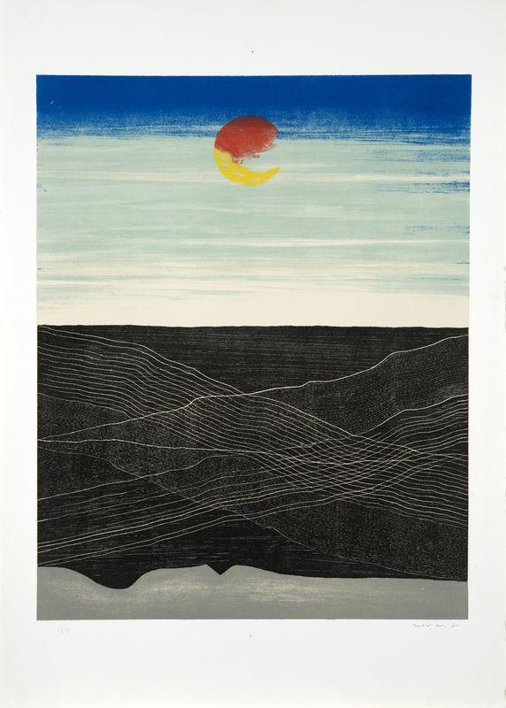 Max Ernst - L'Air Lavé à l'Eau, 1972