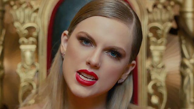nice Taylor Swift Disses Kim Kardashian & Kanye West - MTV VMAS 2017