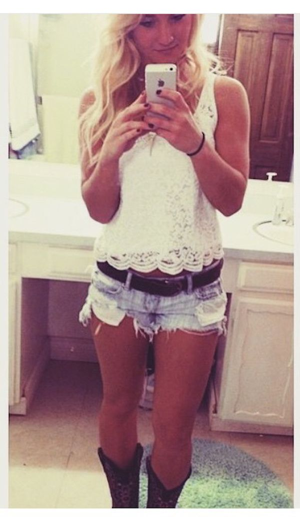 Yee-Haw! Its a country girl kind of day (35 Photos) | The