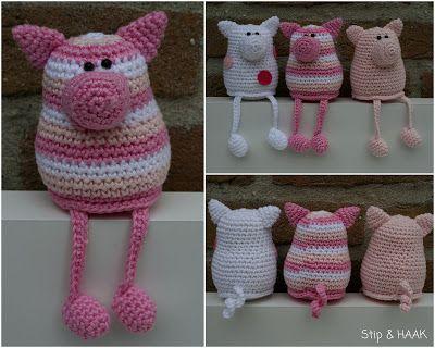 Stip & HAAK: Mijn patronen ideeën http://stipenhaak.blogspot.be/