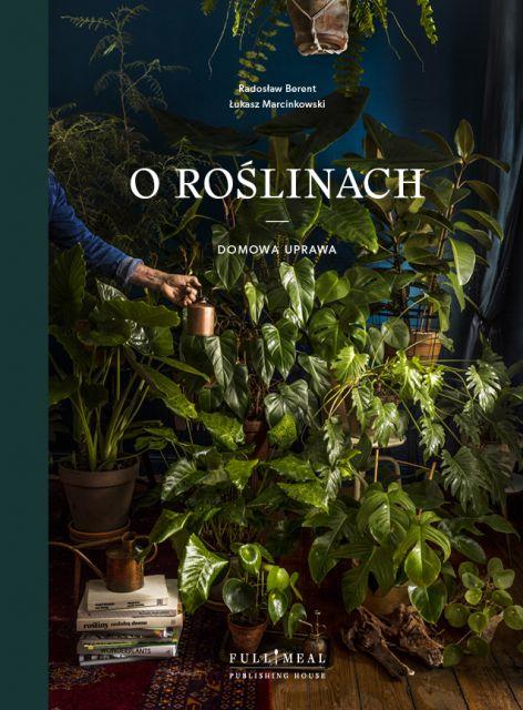 """Książka """"o roślinach"""""""