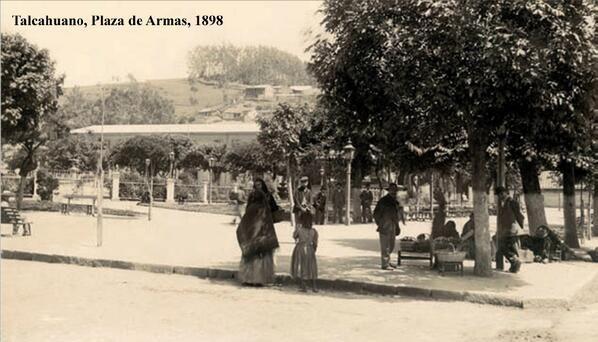 Plaza Talcahuano