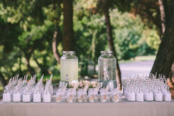 Wedding Lemonade