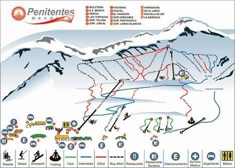 El centro de Ski de los 80′ es mendocino #Los80s #Ochentas #RecuerdosOchentosos