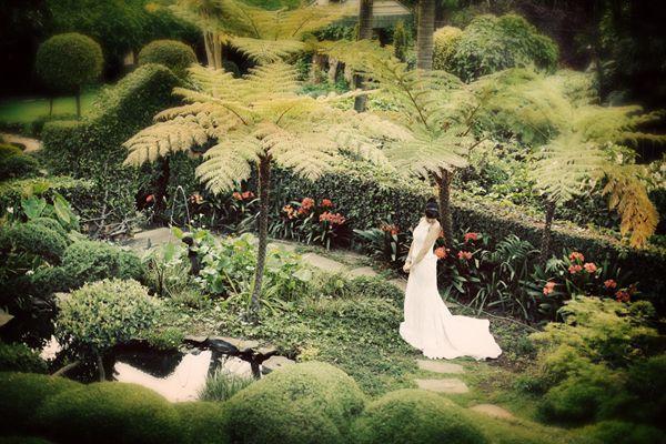 Wedding photography taken at Shepstone Gardens in Johannesburg, by Gauteng wedding photographer
