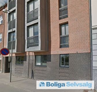 Jernbanegade 16, st. th., 8900 Randers C - Billig nyopført central beliggende andelsbolig, tæt på banegården #andel #andelsbolig #andelslejlighed #randers #selvsalg #boligsalg #boligdk