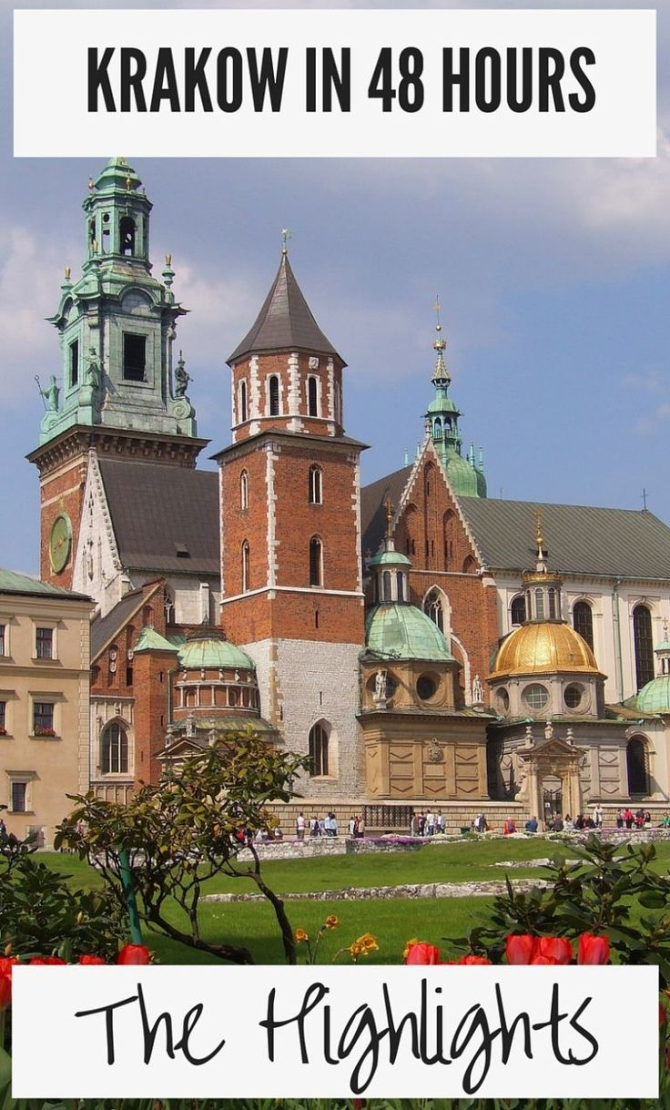 Visiting #Krakow? Don't miss my Highlights - all of which can be visited in 48 hours - or in a weekend away!