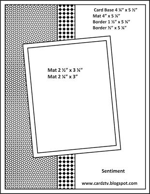 651 best cards sketches images on pinterest card patterns card today well make a birthday card using sketch from the cardz tv card kit kaboodle bookmarktalkfo Gallery