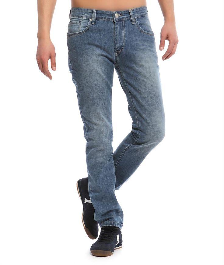 Pantolon - Açık Mavi UCE020995A56 :: Zinde Market