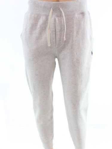 Polo Ralph Lauren Men's Fleece Pants (XXL, Light Heather)
