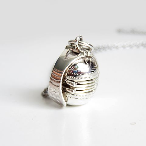 Picture Folding Locket