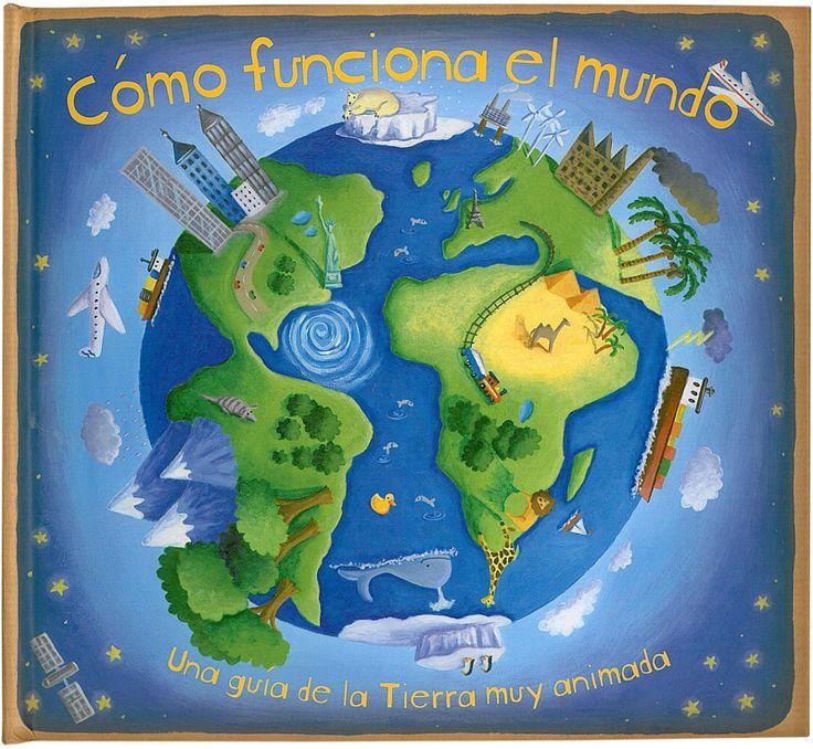 Interesante, entretenido y riguroso manual infantil de @comunicacionsm con pop-up de geología, climatología y otras ciencias de la Tierra. Un modelo sobre cómo hacer libros que enseñen ciencias a los peques. A partir de 6 años. http://www.veniracuento.com/