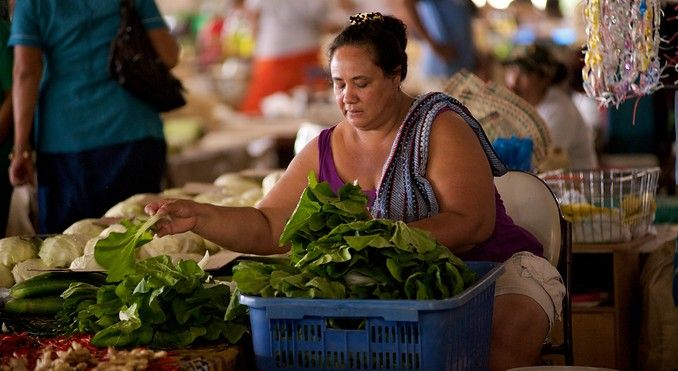 Apia Fresh Produce Markets Information