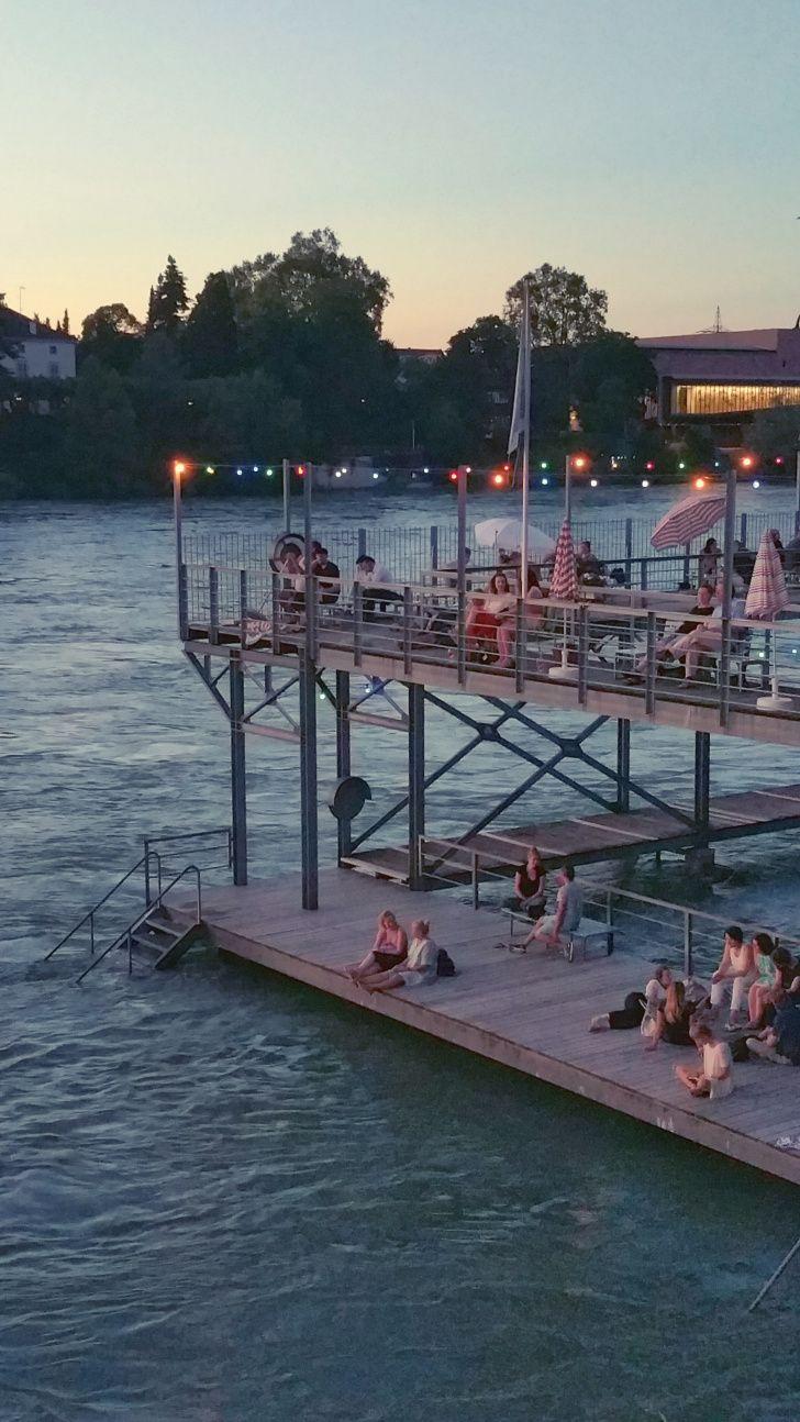Restaurant Veronica in Basel