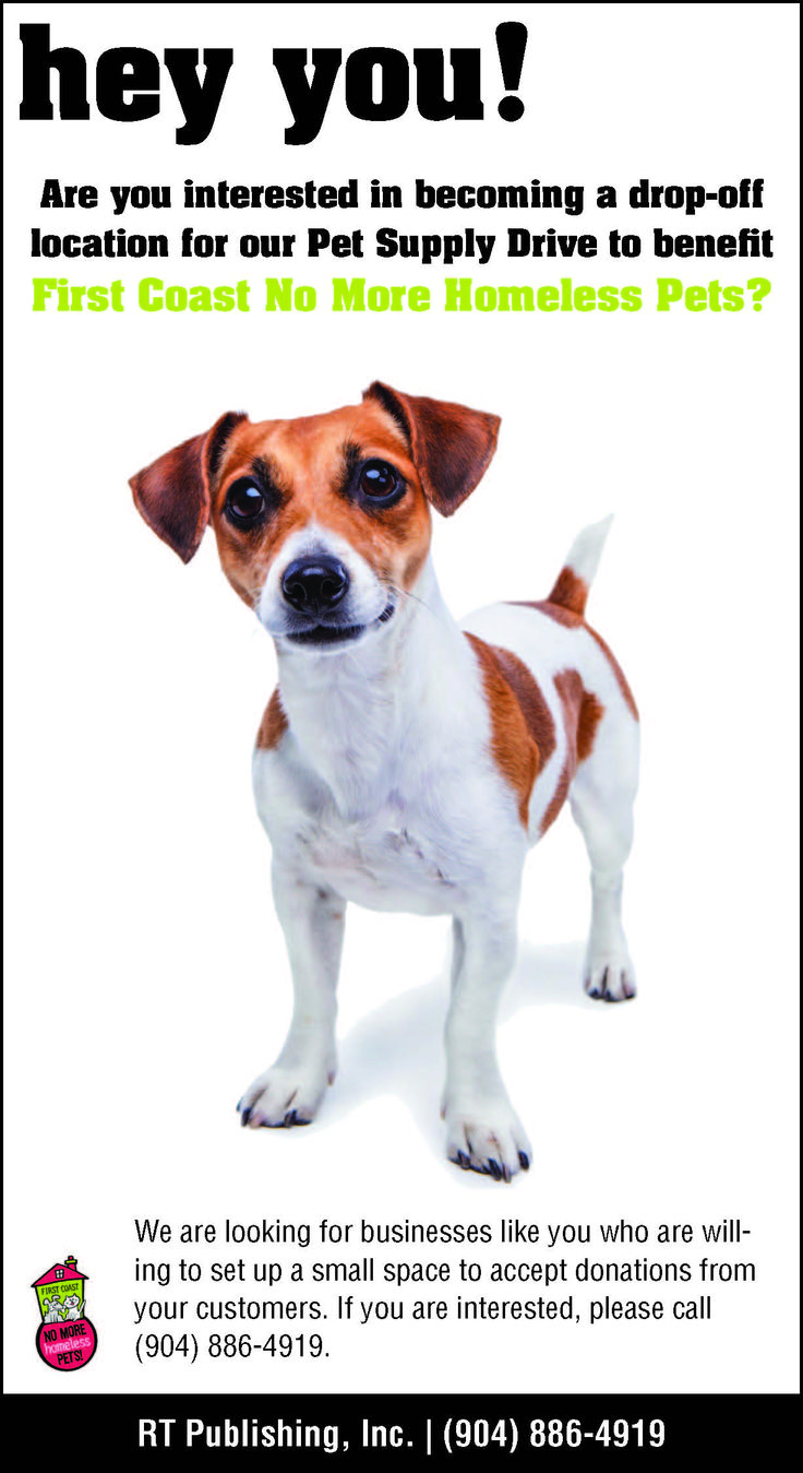 Be a donation drop off location for our Pet Supply Drive. Dating March 30-April 20. we ate RT Publishing will provide your signs and a box. Interested? email HS@RTPublishing.com