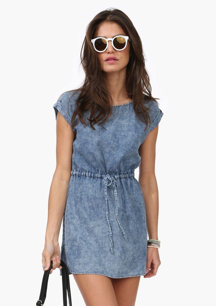 Denim Dress   Shop for Denim Dress Online