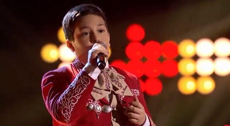 La Voz Kids | Joe Fata canta 'El Triste' en La Voz Kids