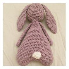 Kanin Har virkat en kanin efter en bild som jag fick på sms av en vän som tyckte den var söt. Nu efteråt visade det sig att det fanns ett ...