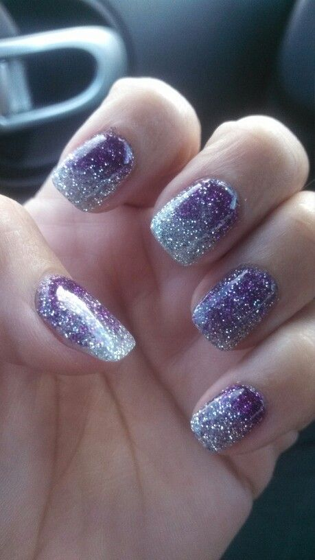 ANC Mani amethyst and diamond - 59 Best Amazing Nail Concepts Images On Pinterest Nail Art, Nail