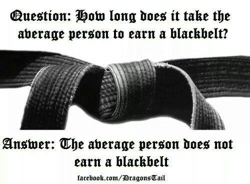 I have 3 Black belts Karate..Muay Thai and Kali