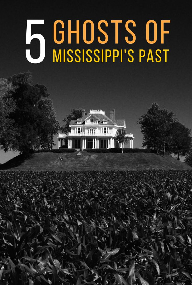 With such a vast amount of culture and history, a state like Mississippi is full of legends, ghost stories and accounts. We've gathered a list of some popular Mississippi haunts in each region, as we're gearing up for the spookiest time of the year.