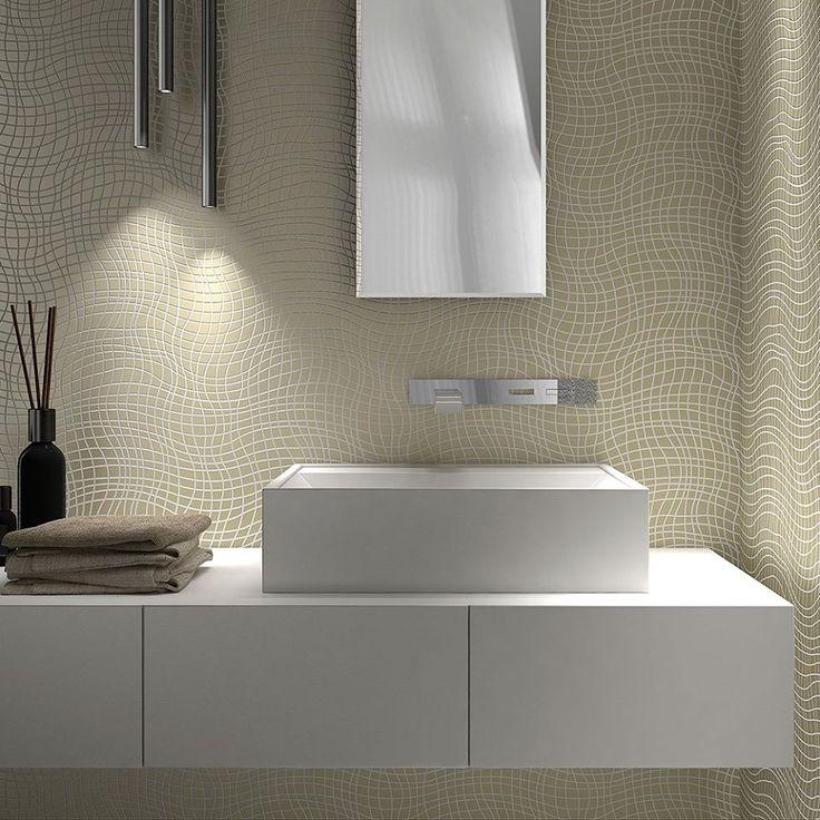 More than just a bathroom mosaics