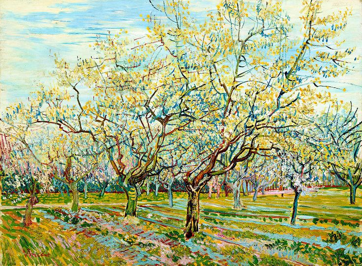 Masterpiece Art - The White Orchard, $32.00 (http://www.masterpieceart.com.au/the-white-orchard/)