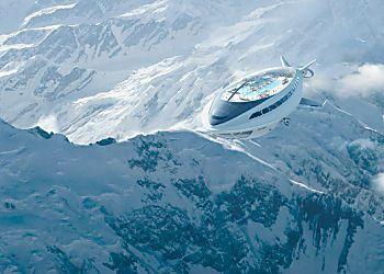 Flights of Fantasy? Plotting a Sustainable Aerospace Future