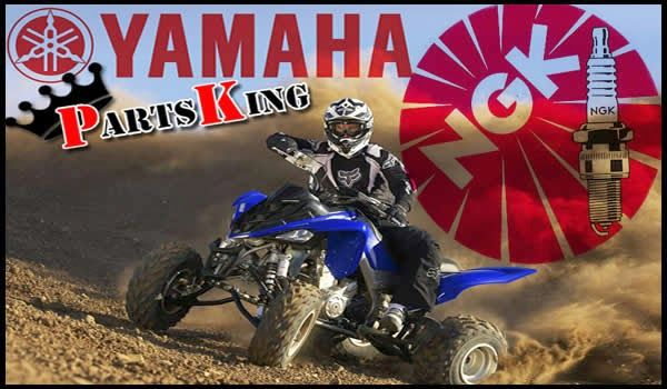 Discount NGK Spark Plugs : Yamaha Parts King