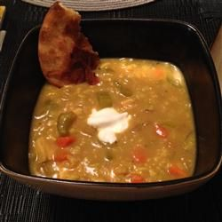 ... from a rotisserie chicken. Mulligatawny Soup I Allrecipes.com
