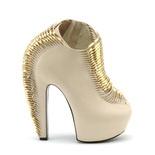 Iris von Herpen x United Nude #Shoes #Iris_von_Herpen #United_Nude