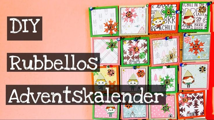 adventskalender rubbellos