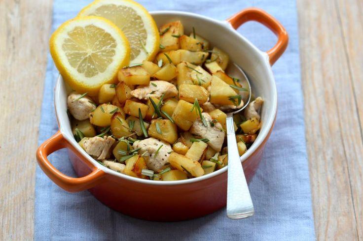 Zin in een lekkere Vinkje proof recept? Maak dan eens dit recept voor honingkip met zoete aardappel. Allemaal in één pan, dus weinig afwas.