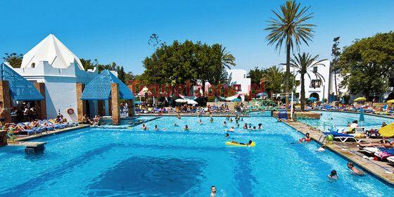 Hotel Caribbean Village Agador - Carribean Village El Pueblo Tamlet Meander https://www.travelzone.pl/hotele/maroko/caribbean-village-agador