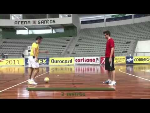 Falcao Futsal-Lesson | Rainbow Flick Goal