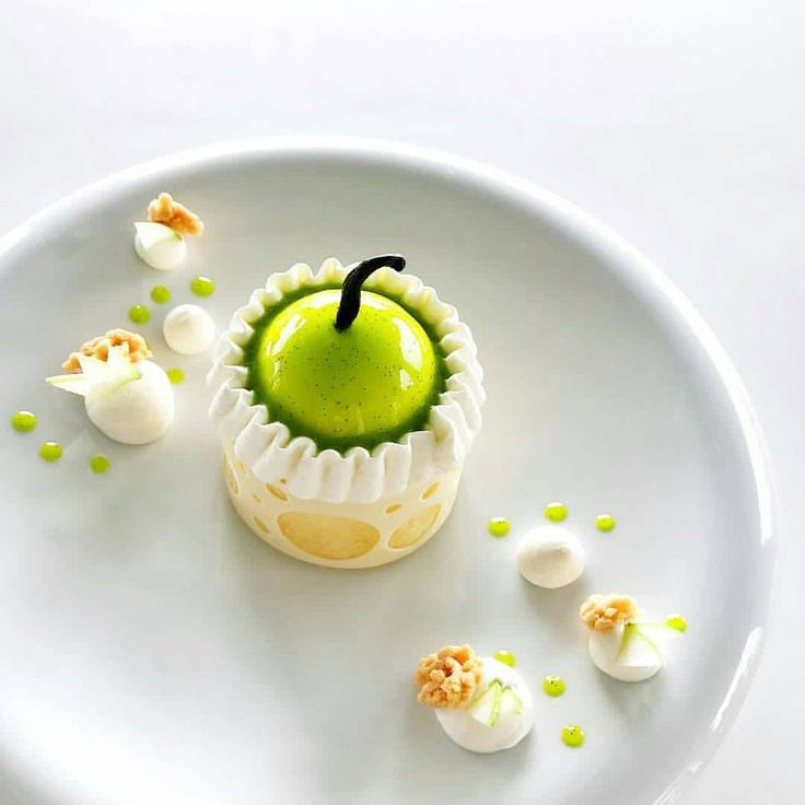 "205 Likes, 2 Comments - Foodartchefs (@foodartchefs) on Instagram: ""By @julien.dugourd ""La ! Apple dessert..."" #instafood #food #foodporn #foodie #foodgasm #foodpics…"""
