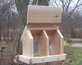 die besten 25 futterhaus v gel ideen auf pinterest futterhaus f r v gel diy vogelhaus und. Black Bedroom Furniture Sets. Home Design Ideas