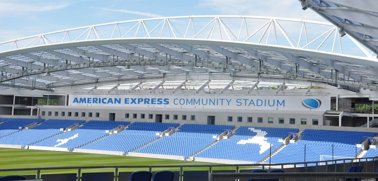 The benefits of stadium sponsorship. Here I discuss stadium sponsorship in football (soccer) in the context of Brighton and Hove Albion's new stadium - The Amex. #BHAFC