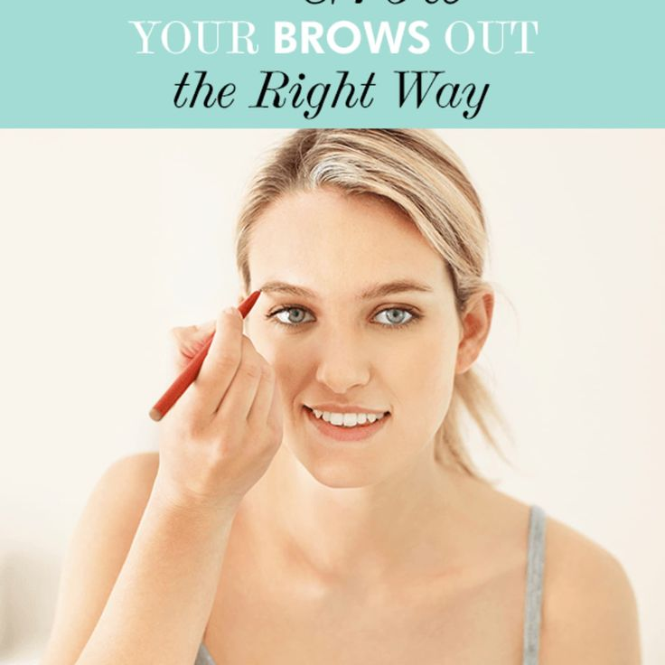 How to Tweeze Your Eyebrows Perfectly Every Time   Brows ...