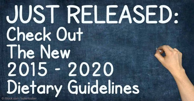 The 2015 to 2020 dietary guidelines is shifting away from focusing on specific nutrients toward a general focus on eating real food, and limiting added sugars.