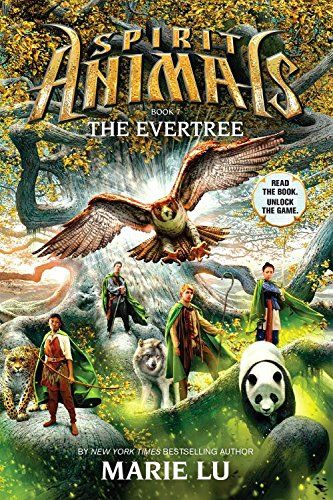 Spirit Animals Book 7: The Evertree by Marie Lu http://smile.amazon.com/dp/0545535212/ref=cm_sw_r_pi_dp_KvJavb10094SN