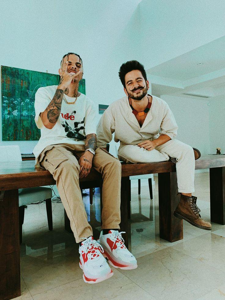 Tattoo (Remix with Camilo) Single de Rauw Alejandro