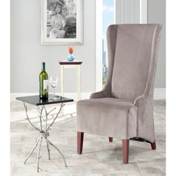 Lovely @Overstock   This Lavish Side Chair Equally Exotic At A Dining Table Or In A