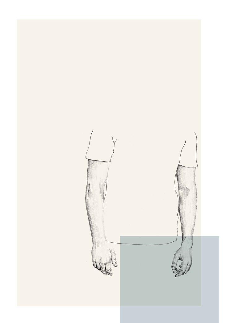 Torso, Sketchbook - Lindsay Lombard