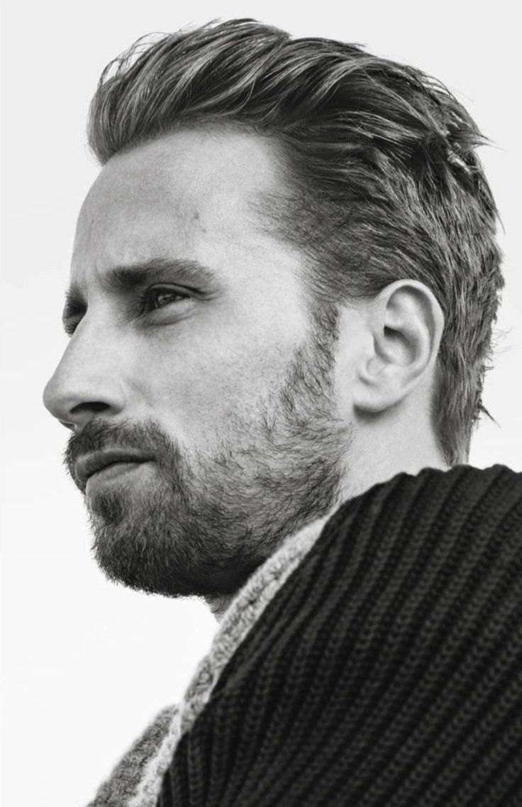 """Your appearance shouldn't define who you are, and that's what I like, the contrast between people looking like the opposite of what they truly are deep inside."" -Matthias Schoenaerts"