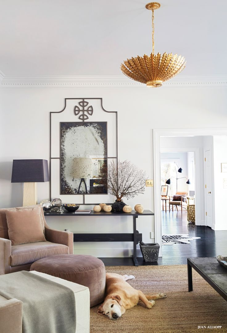 Cozy neutral living room home decor living spaces for Neutral living room accessories