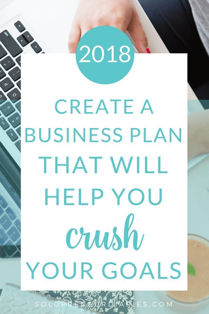 How to Create Your Small Business Plan And Crush Your Goals
