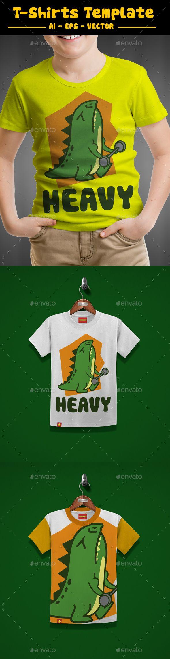Design a t shirt kit - Kit Free Download Full Dino Kids T Shirt Design Download