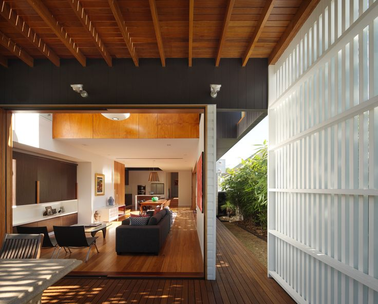 Harcourt House, New Farm, Australia. By Shaun Lockyer Architects